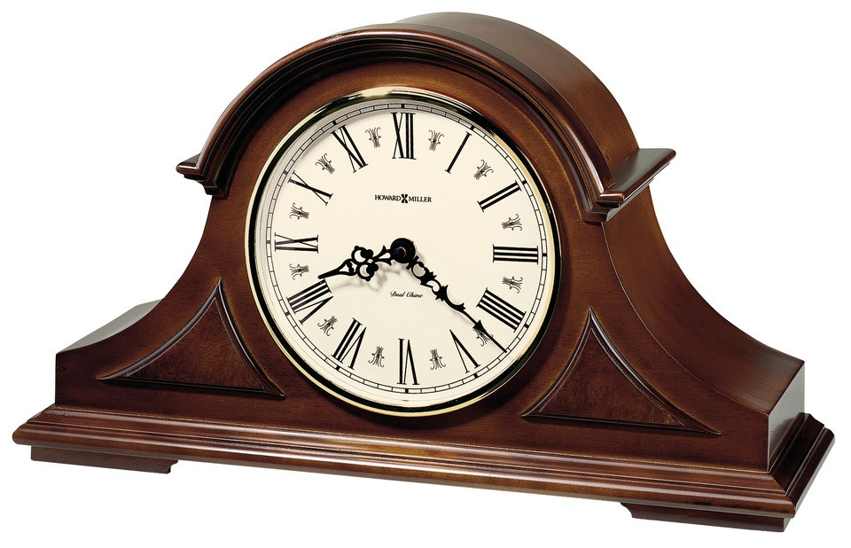 Howard Miller Table U0026 Mantel Clocks Burton Mantel Clock