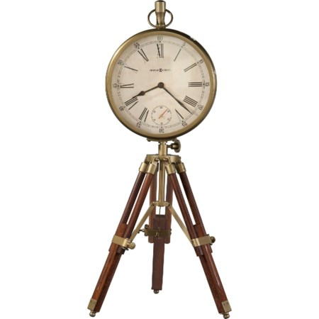 Time Surveyor Mantel Clock
