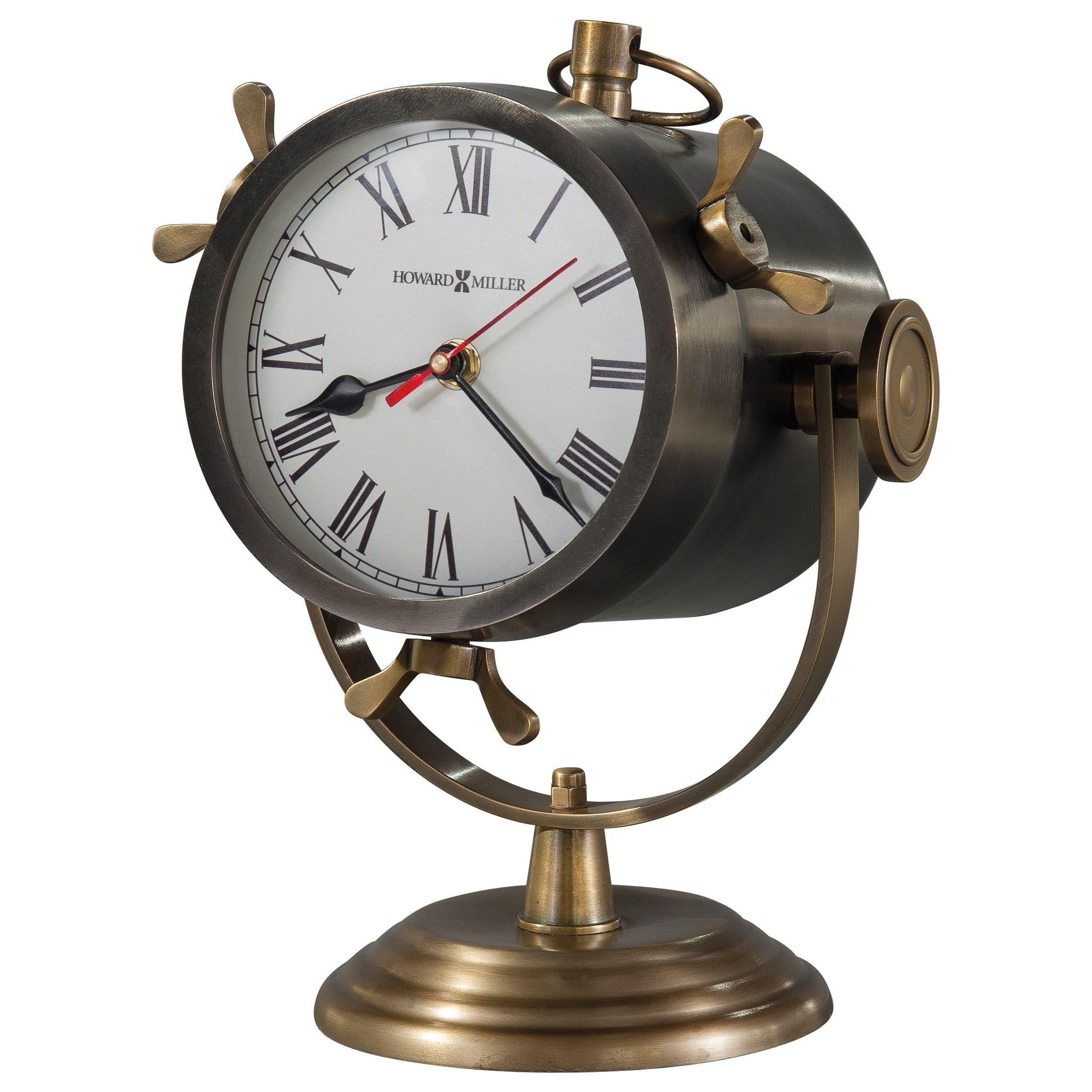 Howard Miller Table U0026 Mantel Clocks Vernazza Spotlight Mantel Clock