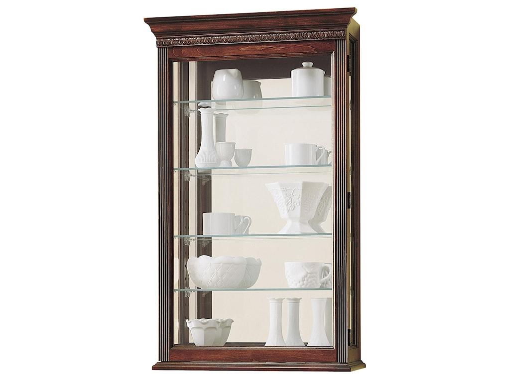 Howard Miller Wall CuriosEdmonton Display Cabinet