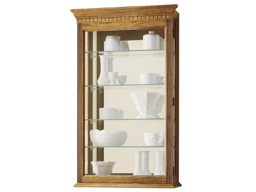 Howard Miller Wall CuriosMontreal Display Cabinet