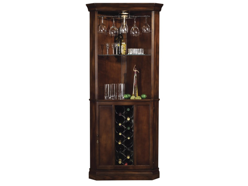 Howard Miller Wine & Bar FurnishingsPiedmont Wine & Bar Cabinet