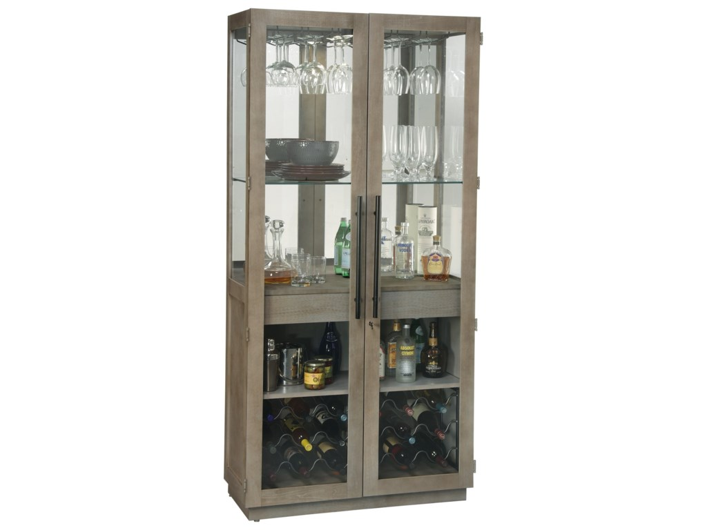 Howard Miller WineChaperone Wine & Bar Cabinet