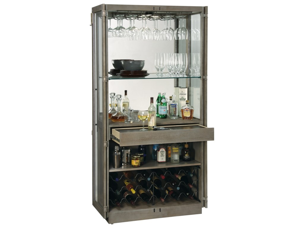 Howard Miller WineChaperone Wine & Bar Cabinet