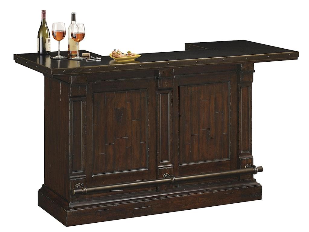 Howard Miller Wine & Bar FurnishingsHarbor Springs Bar