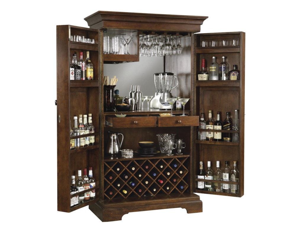 Howard Miller Wine & Bar FurnishingsSonoma Cabinet
