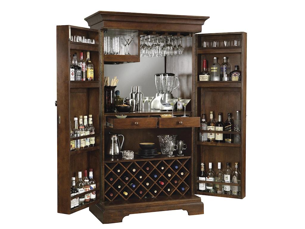 Howard Miller Wine & Bar FurnishingsSonoma Cabinet