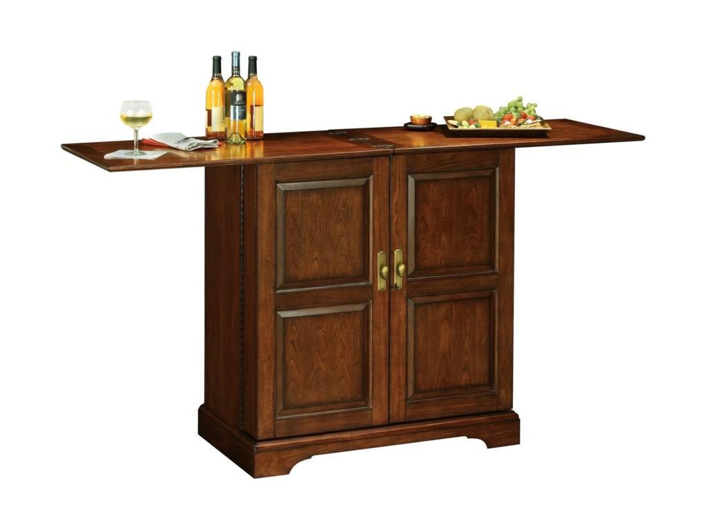 Howard Miller Wine & Bar FurnishingsLodi Wine & Bar Console