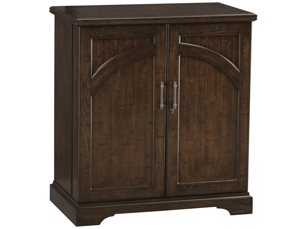 Wine Bar Furnishings Hide A Benmore Valley And Cabinet By Howard Miller At Darvin Furniture