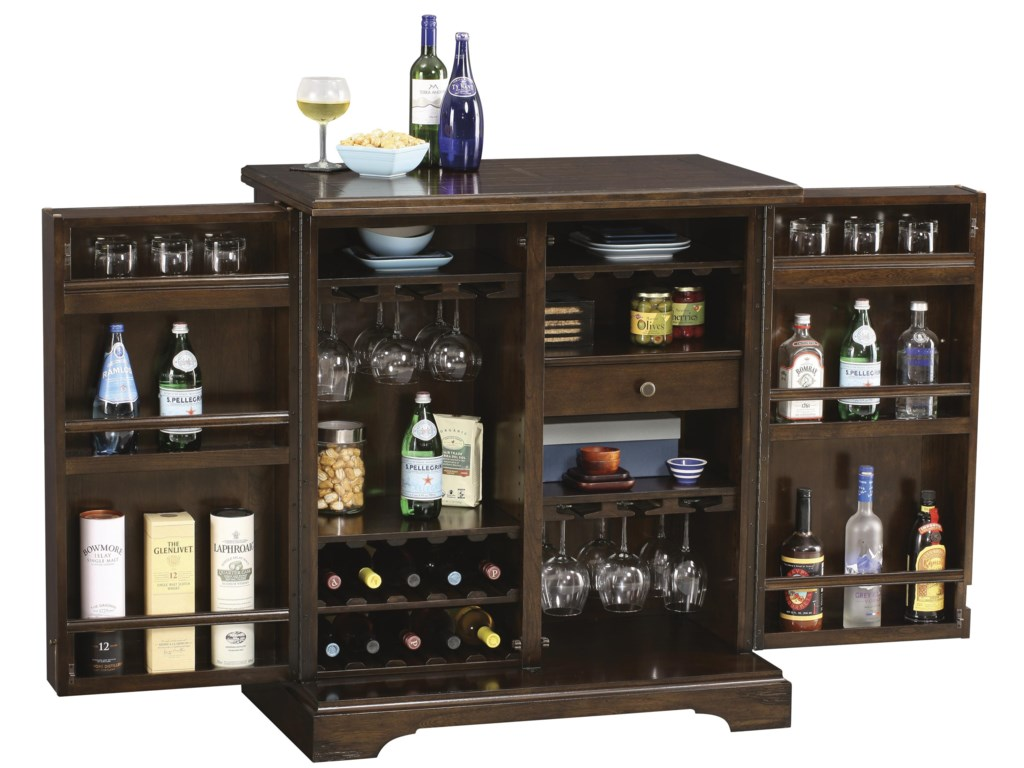 Howard Miller Wine & Bar FurnishingsWine and Drink Bar