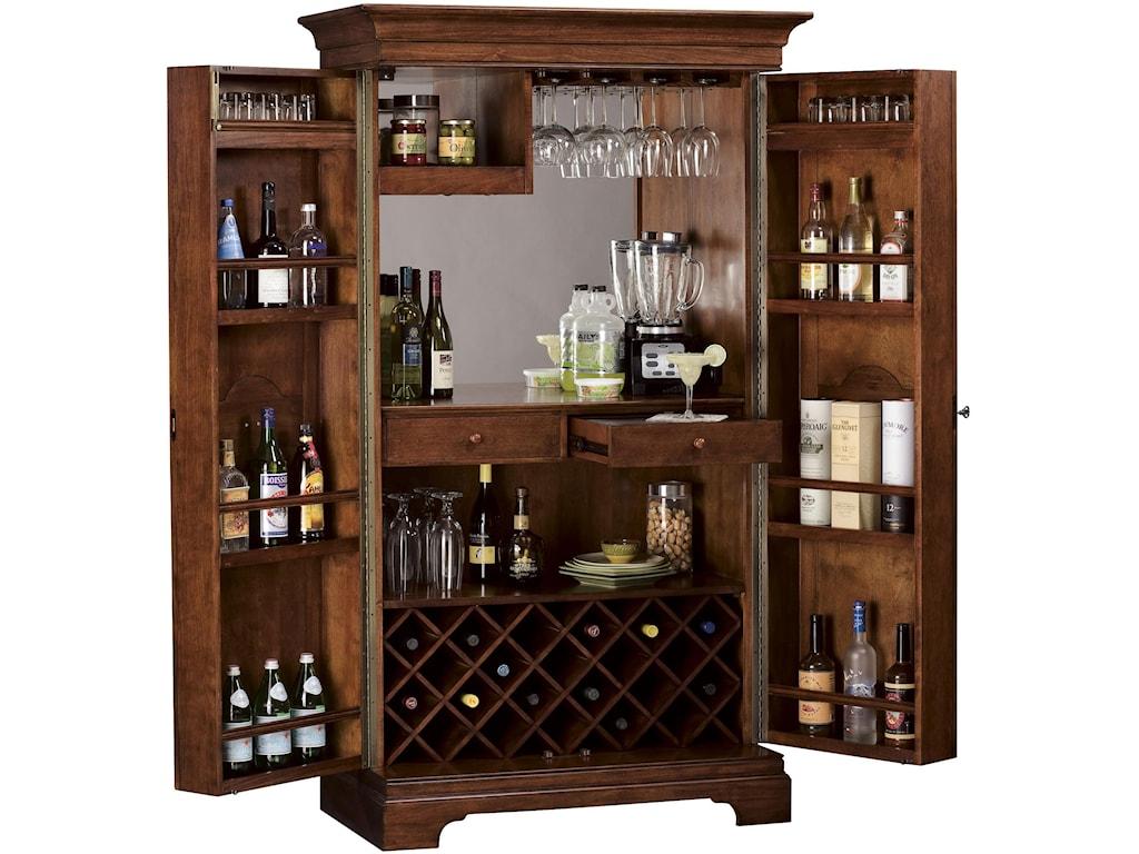 Howard Miller Wine & Bar FurnishingsBarossa Vally Hide-A-Bar