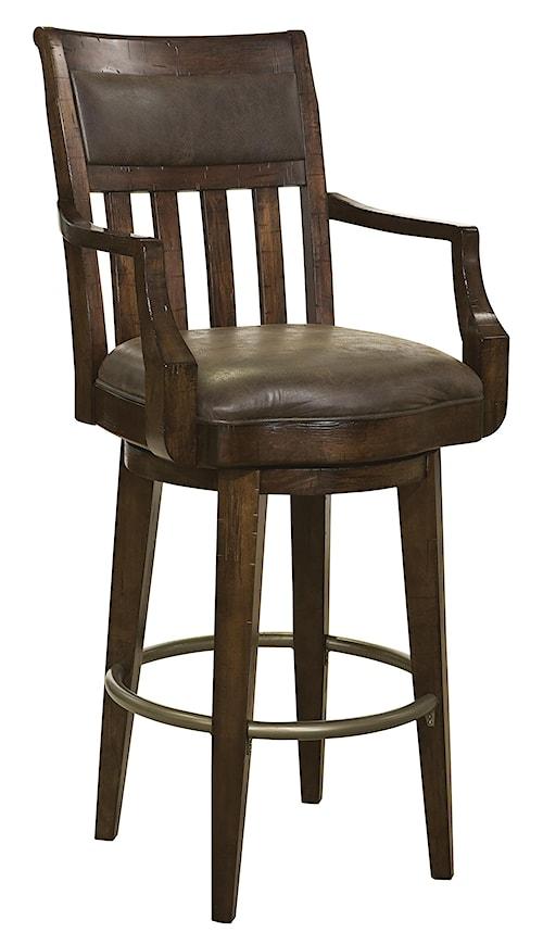 Wine bar furnishings harbor springs bar stool rotmans for Furniture 0 percent financing