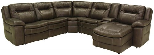 HTL 10137 Reclining Sectional