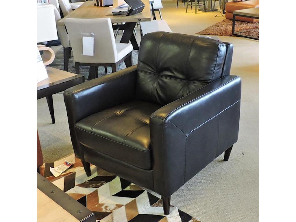 Belfort Select GavinLeather Chair