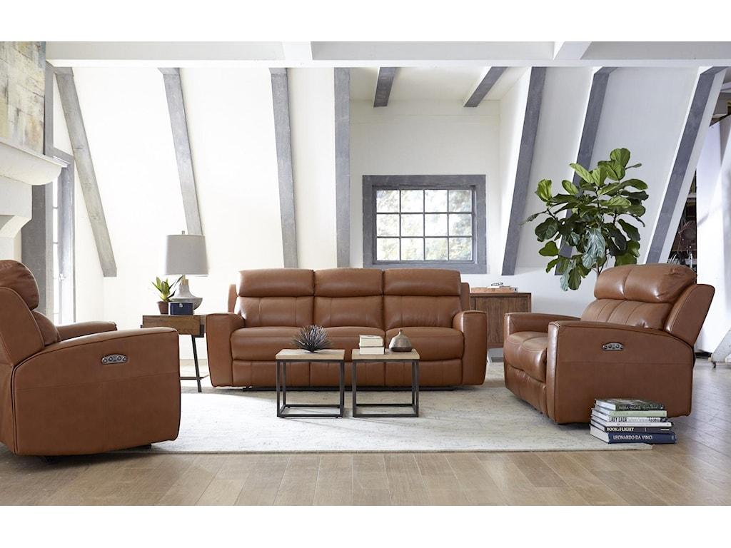 Belfort Select NoahPower Reclining Sofa