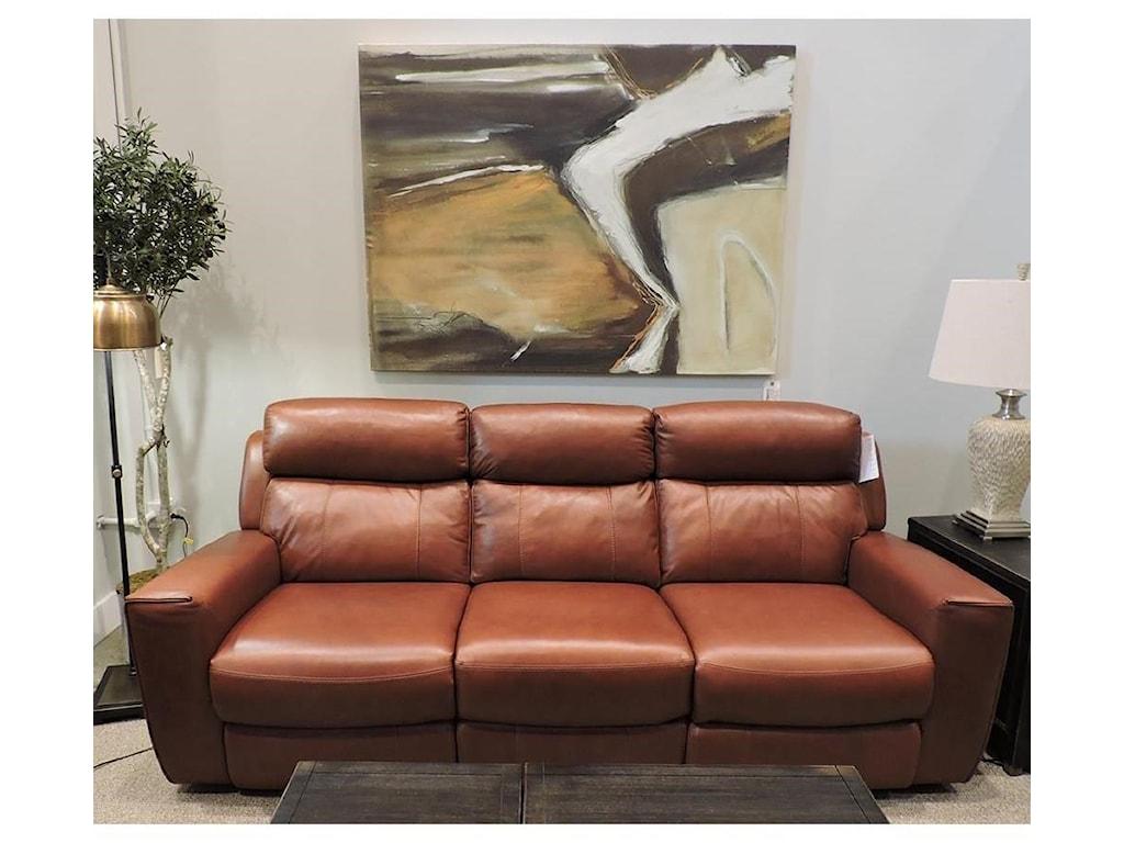 Belfort Select NoahPower Headrest Sofa