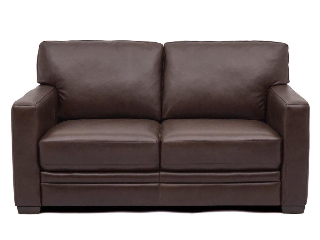 Warehouse M 11674Contemporary Loveseat