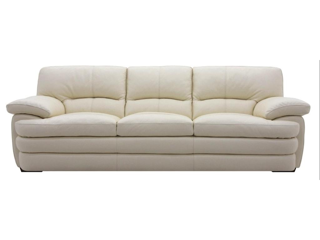 HTL 2445Leather Sofa