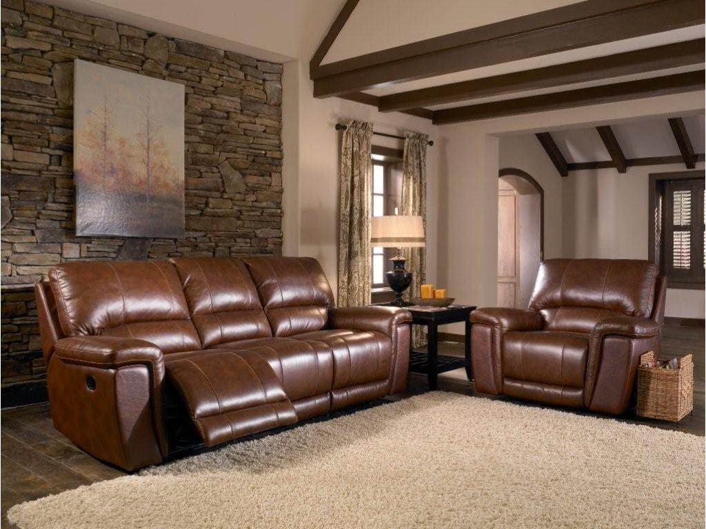 HTL 2678CSReclining Leather Sofa