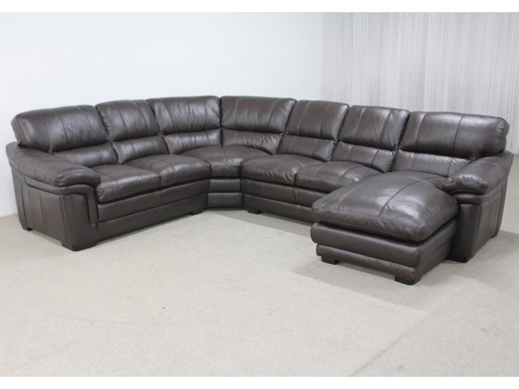 HTL 2736Sectional with Right Chaise