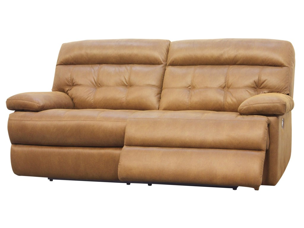 HTL 2775Dual Reclining Loveseat