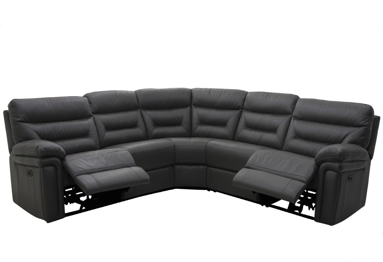 8813-Y Casual 5 Piece Power Reclining Sectional by HTL  sc 1 st  Fashion Furniture : htl furniture sectional - Sectionals, Sofas & Couches