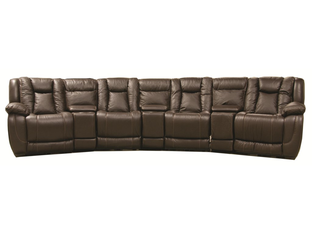 HTL 90244-Seat Power Theater Seating