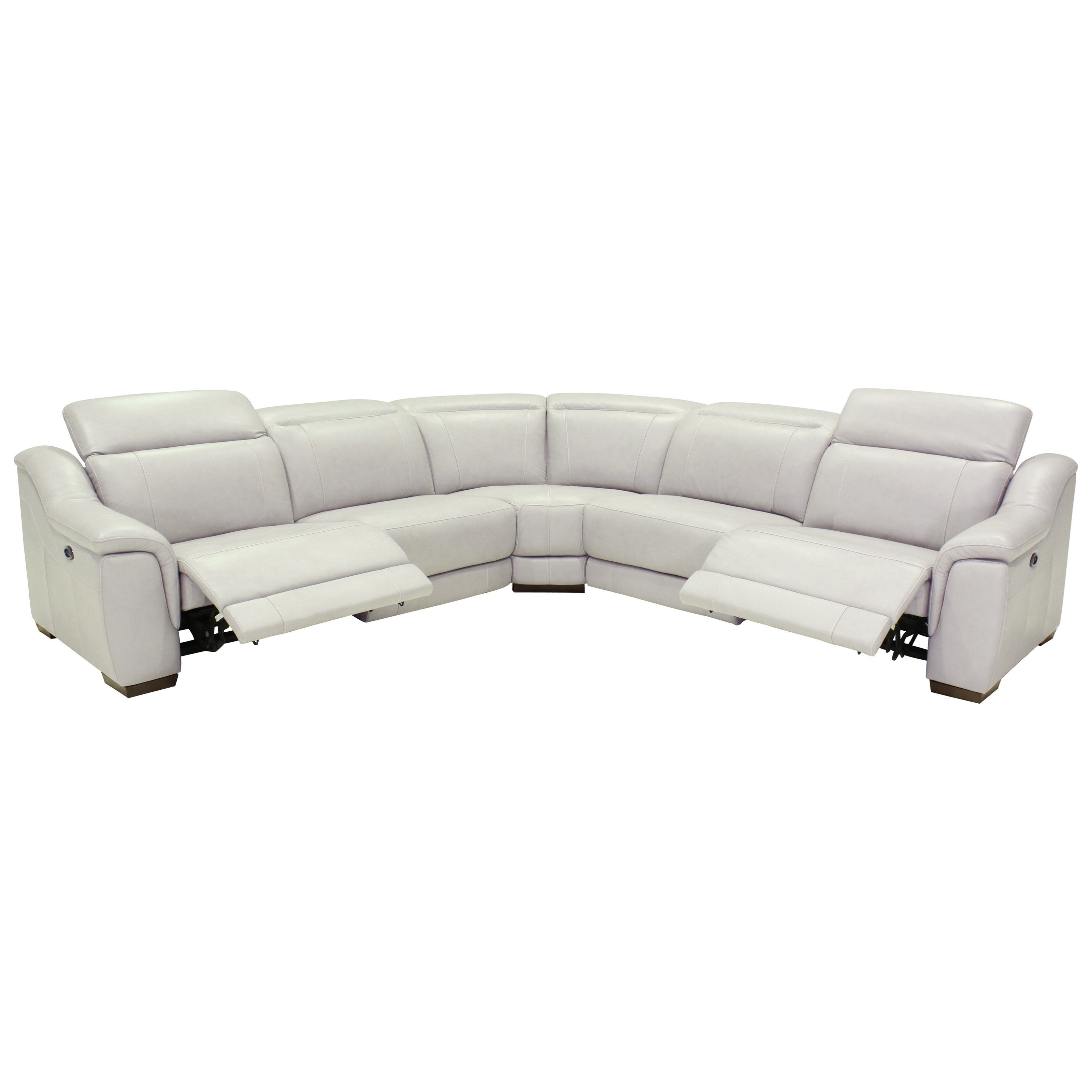 htl 9557 contemporary power reclining 5 seat sectional hudson s rh hudsonsfurniture com Reliner HTL Leather Sofa htl recliner sofa singapore