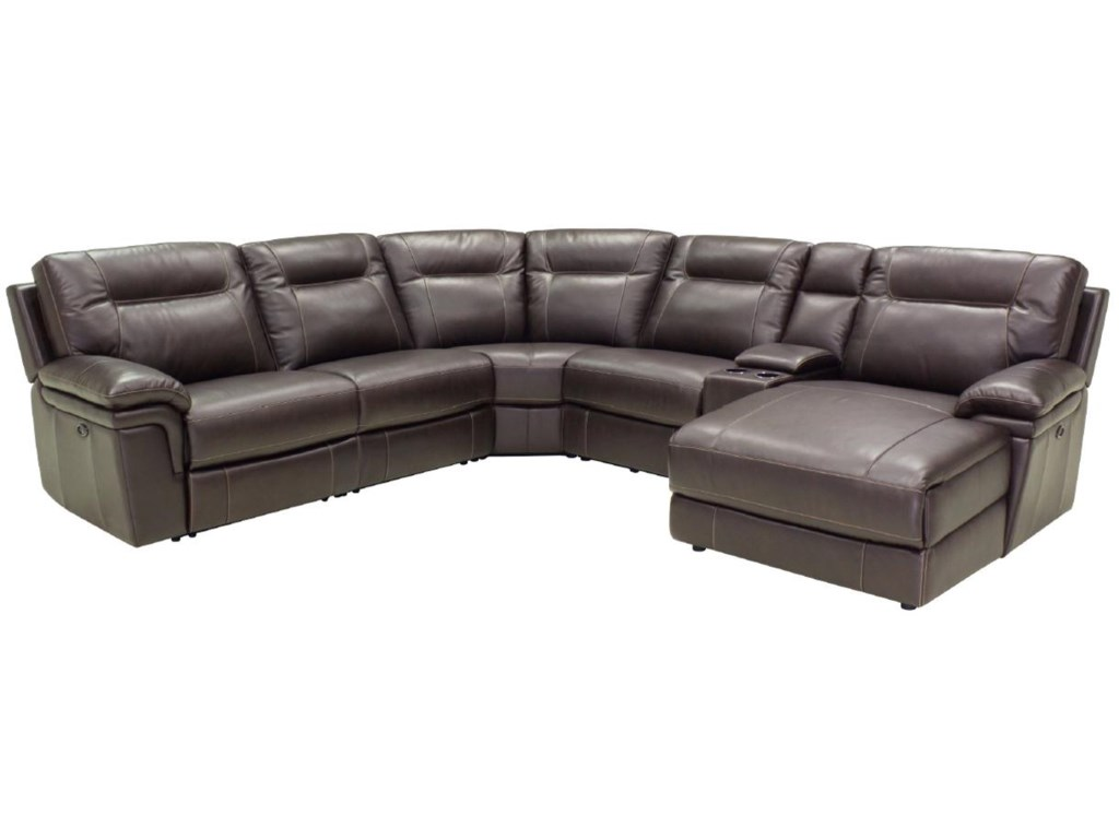 HTL 9748Reclining Sectional Sofa