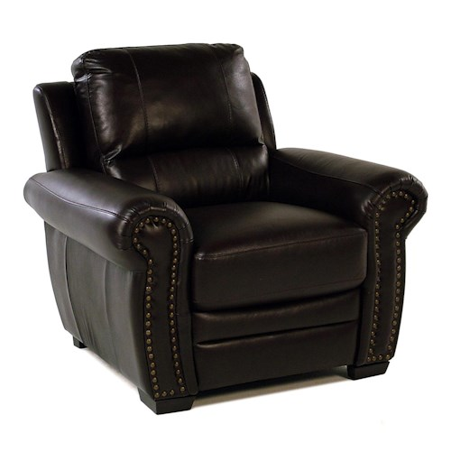 Giovani Devonshire Leather Chair