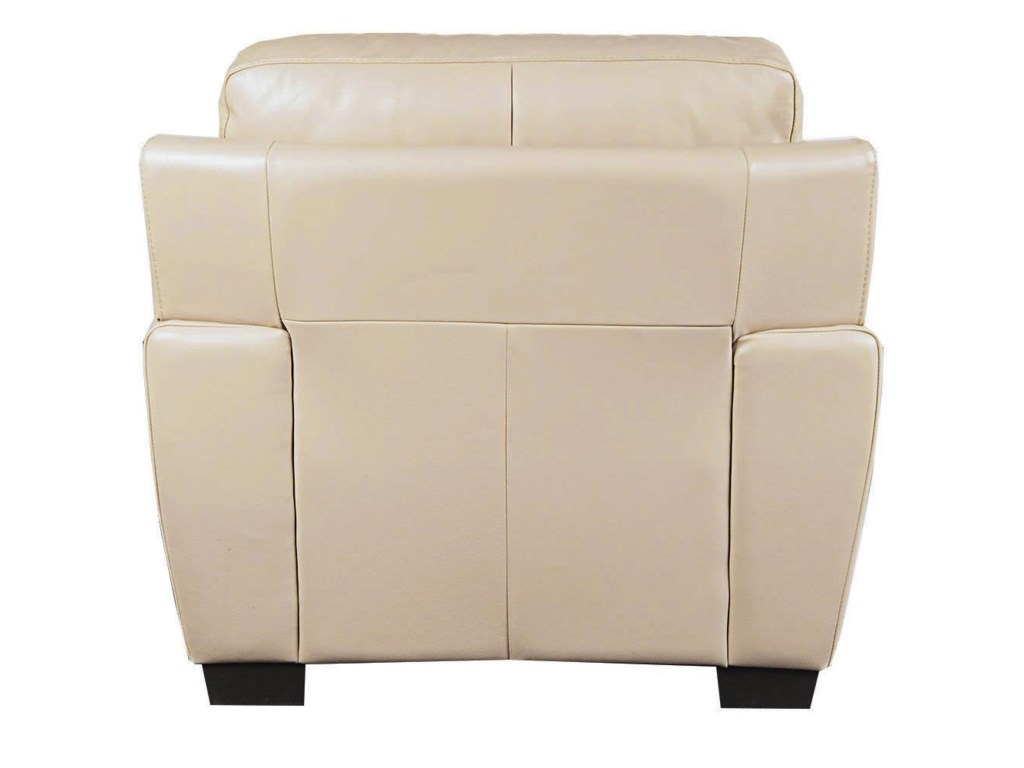 HTL HoltHolt 100% Leather Chair