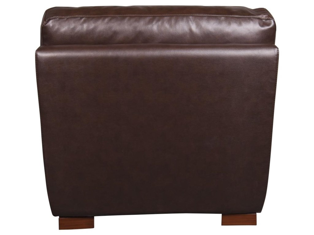 San Lorenzo MerittMerritt Leather Match Chair