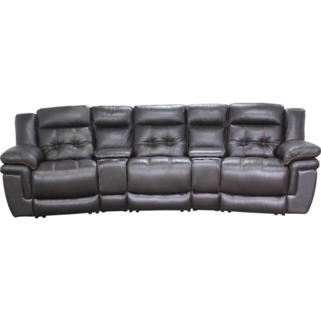 Three Seat Sectional