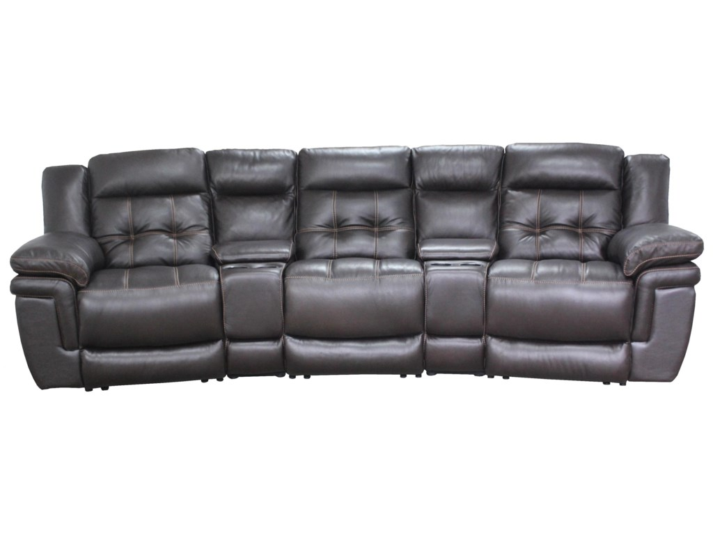 HTL T108Three Seat Sectional