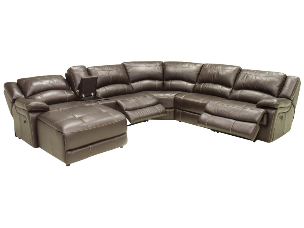 HTL T118CS Theater Seating Sectional Sofa with Left Side ...