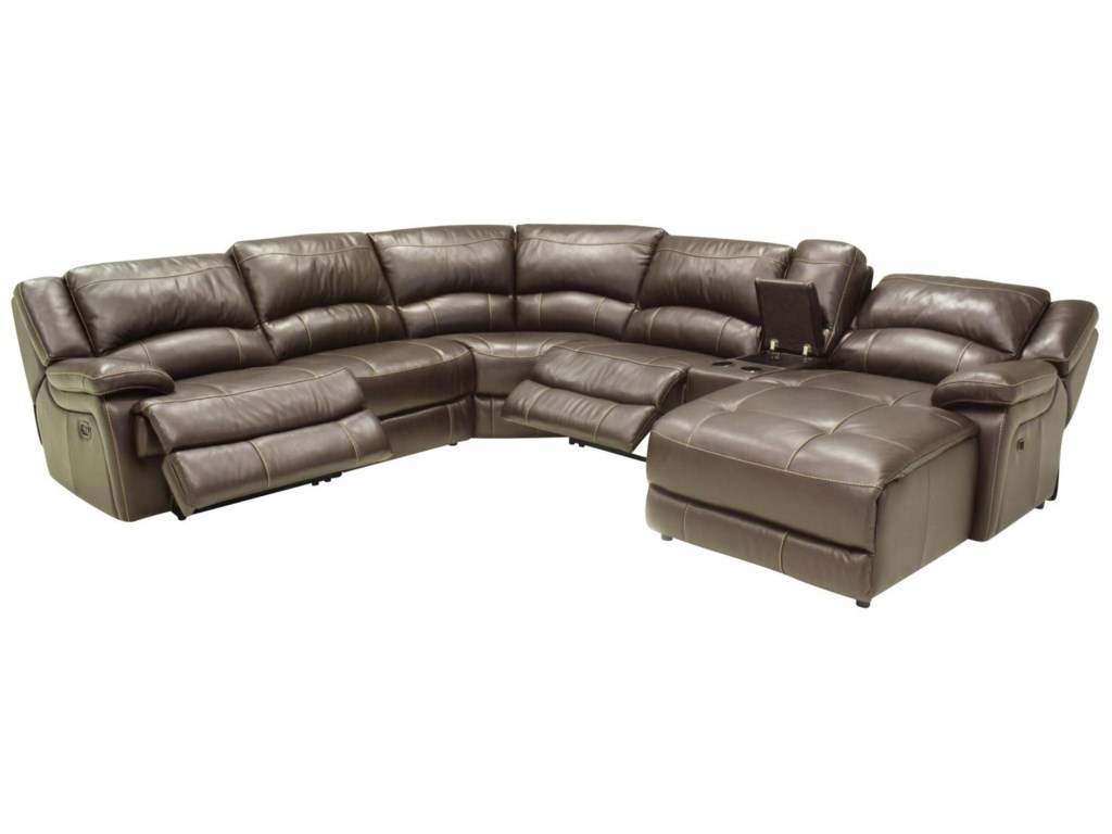 Htl T118cs Theater Seating Sectional Sofa With Right Side Chaise