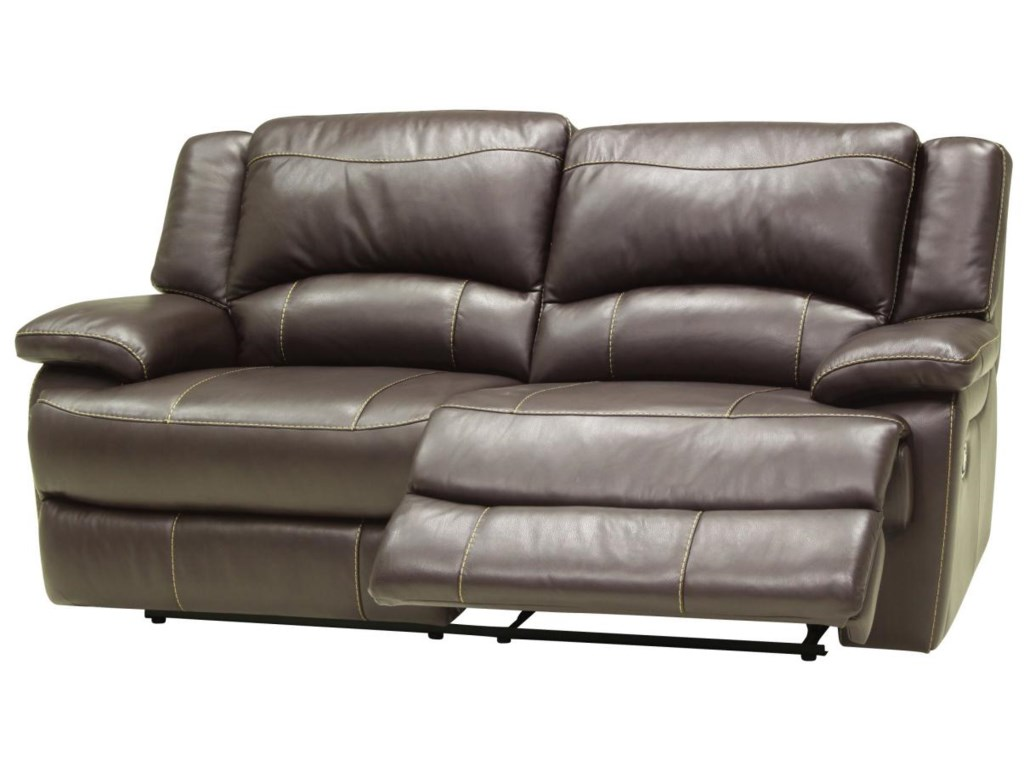 T118cs Reclining Sofa With Contemporary Style By Htl