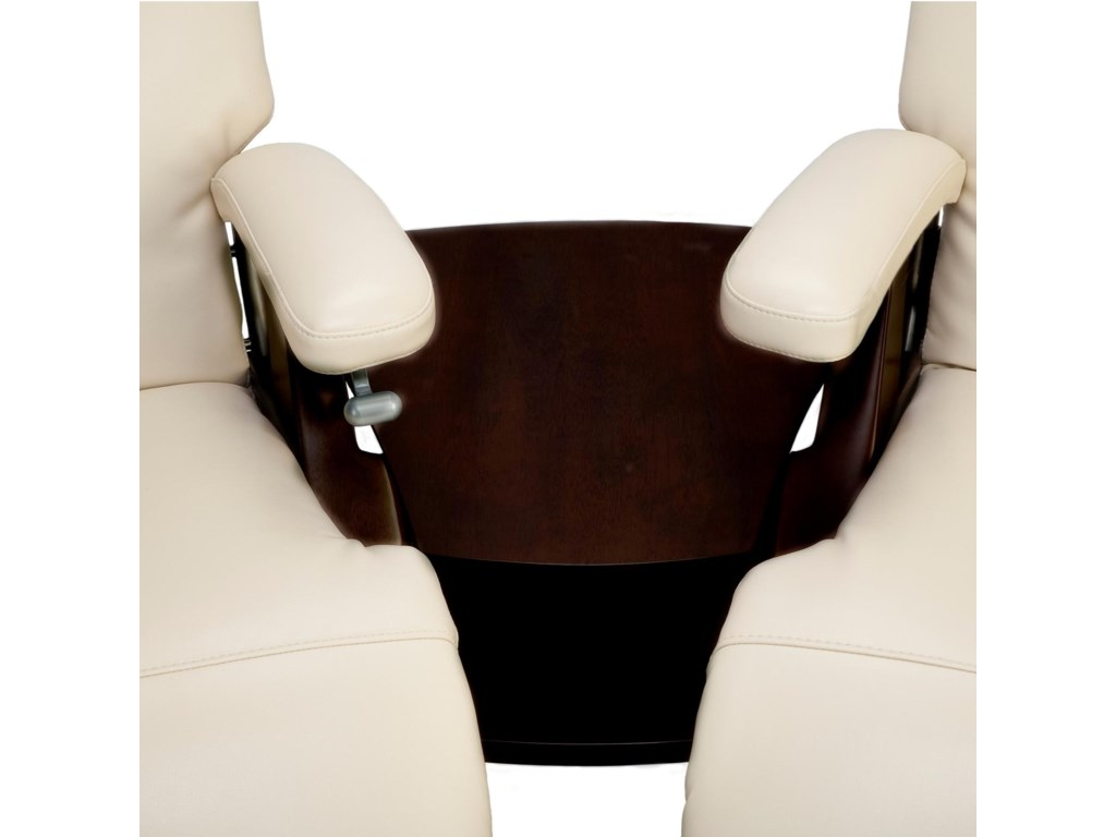 Human Touch Perfect ChairWedge Table