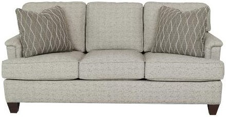Geoffrey Alexander 2041 Customizable Stationary Sofa for Living Rooms