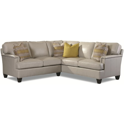 Geoffrey Alexander 2041 Customizable 4-Seater Sectional
