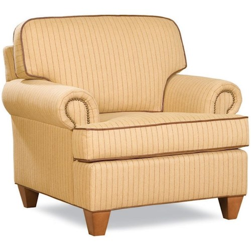 Huntington House 2041 Customizable Upholstered Chair