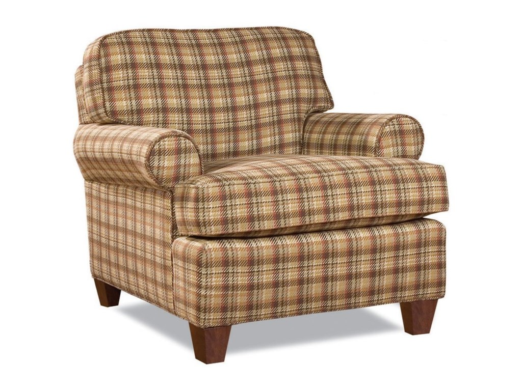 Huntington House 2041Customizable Upholstered Chair