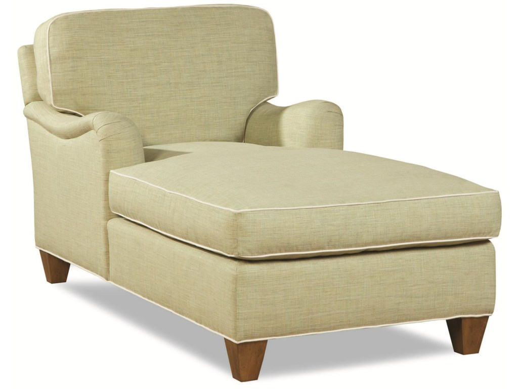 Huntington House 2041Customizable Chaise
