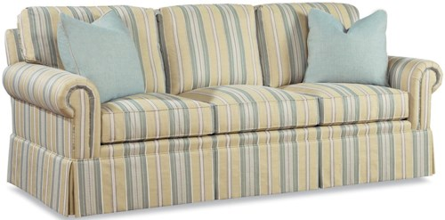 Huntington House 2042 Customizable Three Seat Sofa Sleeper