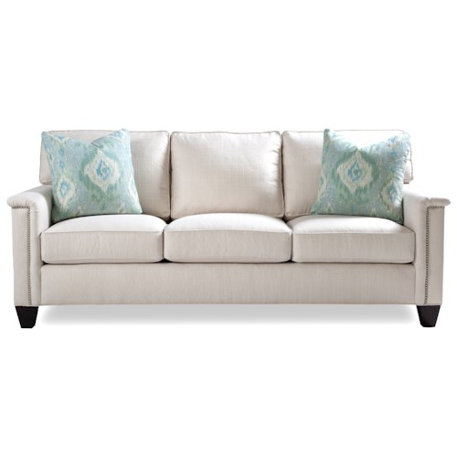 Huntington House 2042 Customizable Three Seat Sofa Sleeper