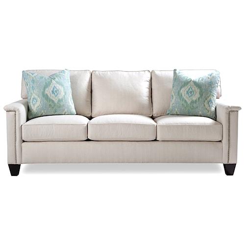 Geoffrey Alexander 2042 Customizable Three Seat Sofa Sleeper