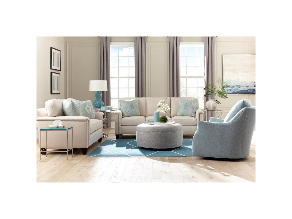 Huntington House 2042Beckett Sofa