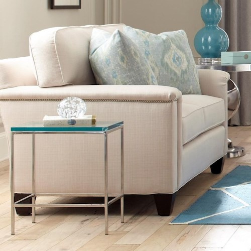 Geoffrey Alexander 2042 Customizable 2 Seat Loveseat
