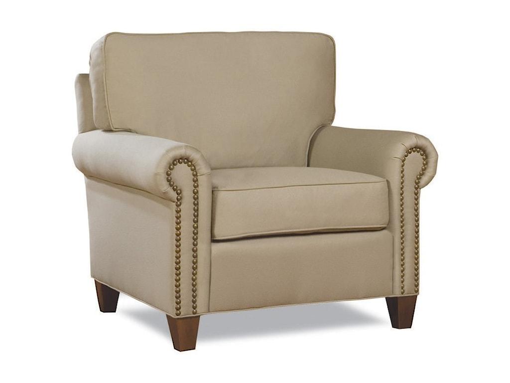 Huntington House BeckettCustomizable Upholstered Chair