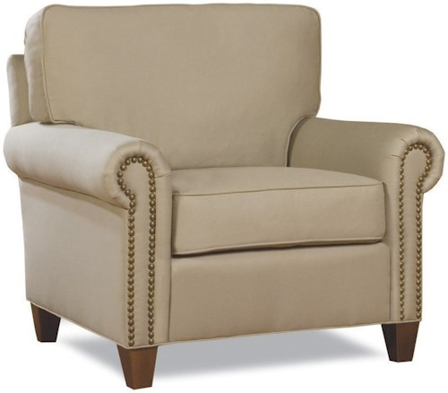 Huntington House 2042 Customizable Upholstered Chair